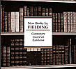 Cover: New Books by Fielding: An Exhibition of the Hyde Collection