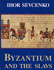 Cover: Byzantium and the Slavs: In Letters and Culture