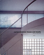 Cover: Carlos Jiménez: House and Studio