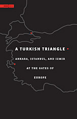 Cover: A Turkish Triangle in PAPERBACK