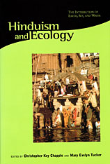 Cover: Hinduism and Ecology in HARDCOVER