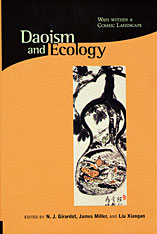 Cover: Daoism and Ecology: Ways within a Cosmic Landscape