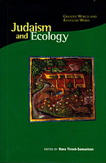 Cover: Judaism and Ecology in HARDCOVER