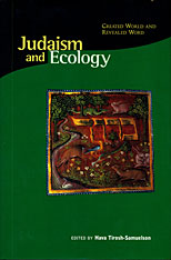 Cover: Judaism and Ecology in PAPERBACK