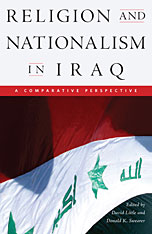 Cover: Religion and Nationalism in Iraq in PAPERBACK