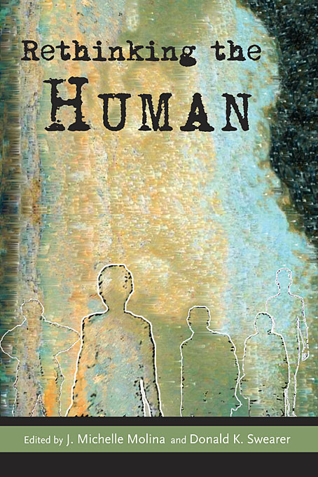 Cover: Rethinking the Human, from Harvard University Press
