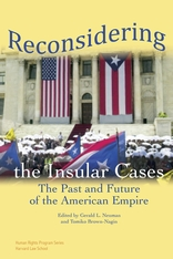 Cover: Reconsidering the Insular Cases in PAPERBACK