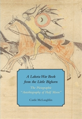 Cover: A Lakota War Book from the Little Bighorn in PAPERBACK