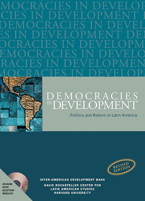 Cover: Democracies in Development: Politics and Reform in Latin America, Revised Edition, from Harvard University Press