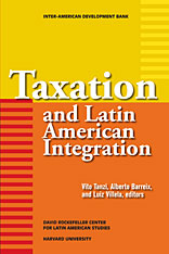 Cover: Taxation and Latin American Integration in PAPERBACK