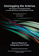 Cover: Unclogging the Arteries: The Impact of Transport Costs on Latin American and Caribbean Trade, Special Report on Integration and Trade