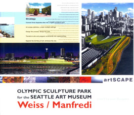 Cover: Olympic Sculpture Park for the Seattle Art Museum: The Ninth Veronica Rudge Green Prize in Urban Design