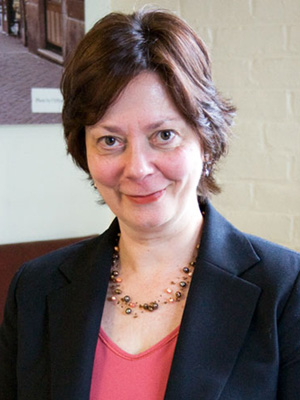 Photo of Kathleen McDermott, Executive Editor for History