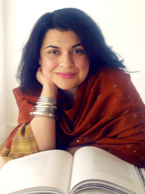 Photo of Sharmila Sen, Editorial Director