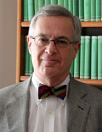 Photo of Jeffrey Henderson, General Editor of the Loeb Classical Library